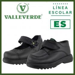 Zapatos escolares Valle Verde