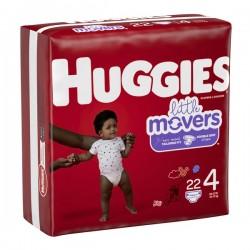 Pañales Huggies (22 Unid.)...