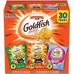 copy of Galletas Goldfish...