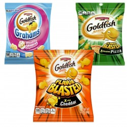 Galletas dulce Goldfish (34g)