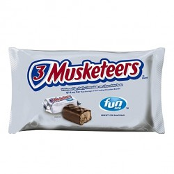 Chocolate 3 Musketeers