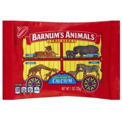 Galletas Barnums Animals