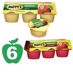 Compotas Motts (Paquete de...