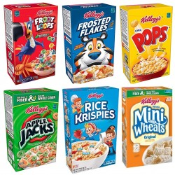 Mini cereales Kellog´s (27g)