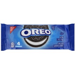 4 Galletas Oreo Sandwich 35g