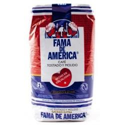 Café tostado y molido Fama...