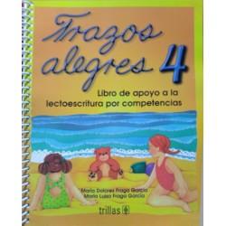 Libro P3: Trazos alegres 4...